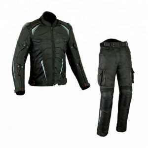 Cordura,Two Piece Cordura Motorbike Suit.