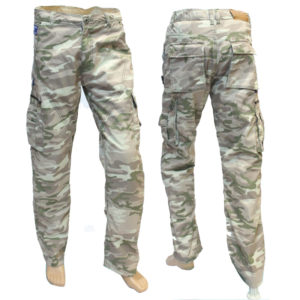 Custom made Motorbike/Motorcycle Cordura Textile Trousers