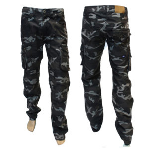 CE Approved Armours Black Pants
