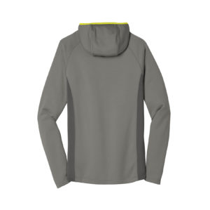 Custom slim fit blank fitted softshell hoodie